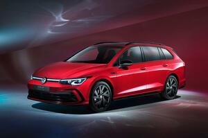 【新世代のワゴン】新型VWゴルフ・エステート(ヴァリアント)発表 車内スペース拡大 オールトラックも