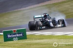タイヤトラブルのドラマはいらない! F1、2021年はダウンフォース10%削減へ