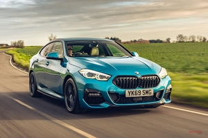 【BMWらしさがもっと欲しい】BMW 2シリーズ・グランクーペ220dへ英国試乗