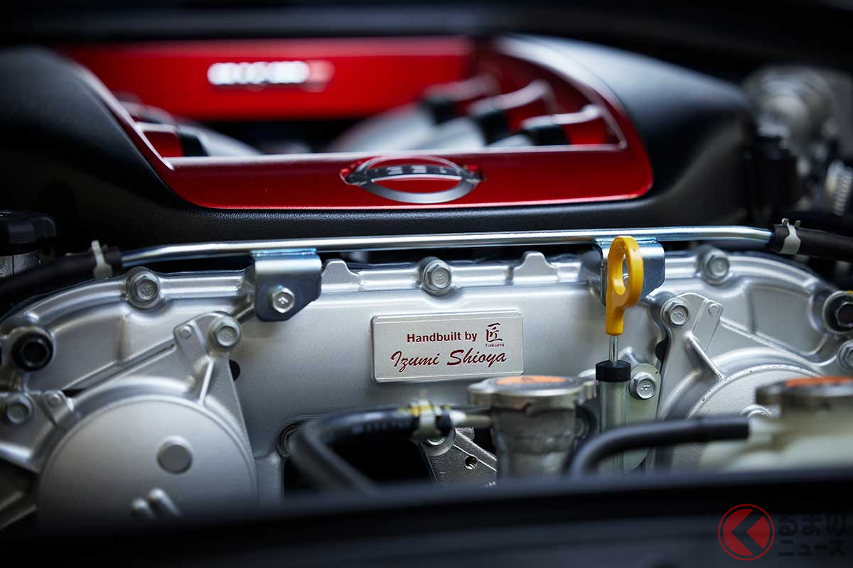 日産 新型「GT-R NISMO」初公開! 発売は2021年10月 GWにはハッピーセットとコラボも