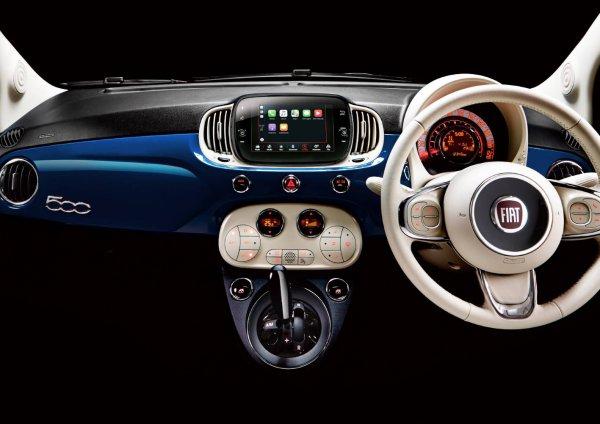 小粋なイタリアンコンパクト! FIAT500エレガンツァは通好み