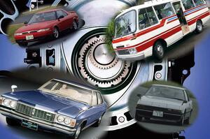 RX-7&8だけじゃない! バスやトラックまであるマツダのロータリーエンジン搭載の「意外な」モデルたち