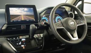 市販の9インチカーナビを日産や三菱の軽自動車に付けられるカナックの取付キット「TBX-N002」