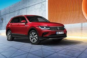 VWが「ティグアン」の大幅改良モデルを国内発売。新エンジンや全車7速DSG化、先進装備追加と盛沢山