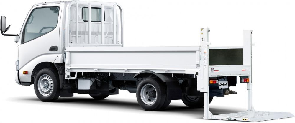 【詳細/価格は?】トヨタ・ダイナ1t積系 一部改良 安全/環境性能向上