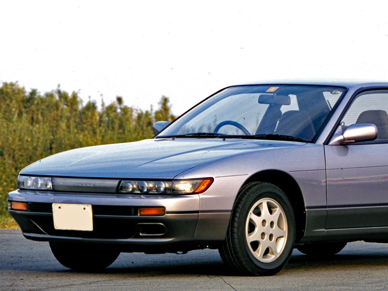 【平成スポーツPVランク第7位】日産 シルビア(S13型・後期型:1991年1月発売)
