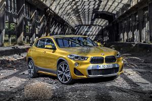 BMW X2 xDrive20d、高効率・高出力型クリーンディーゼルを搭載してデビュー
