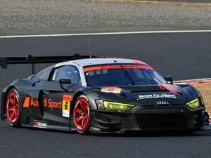 本山哲がアウディR8でスーパーGT復帰! GT300クラスにアウディ旋風を巻き起こすか【モータースポーツ】