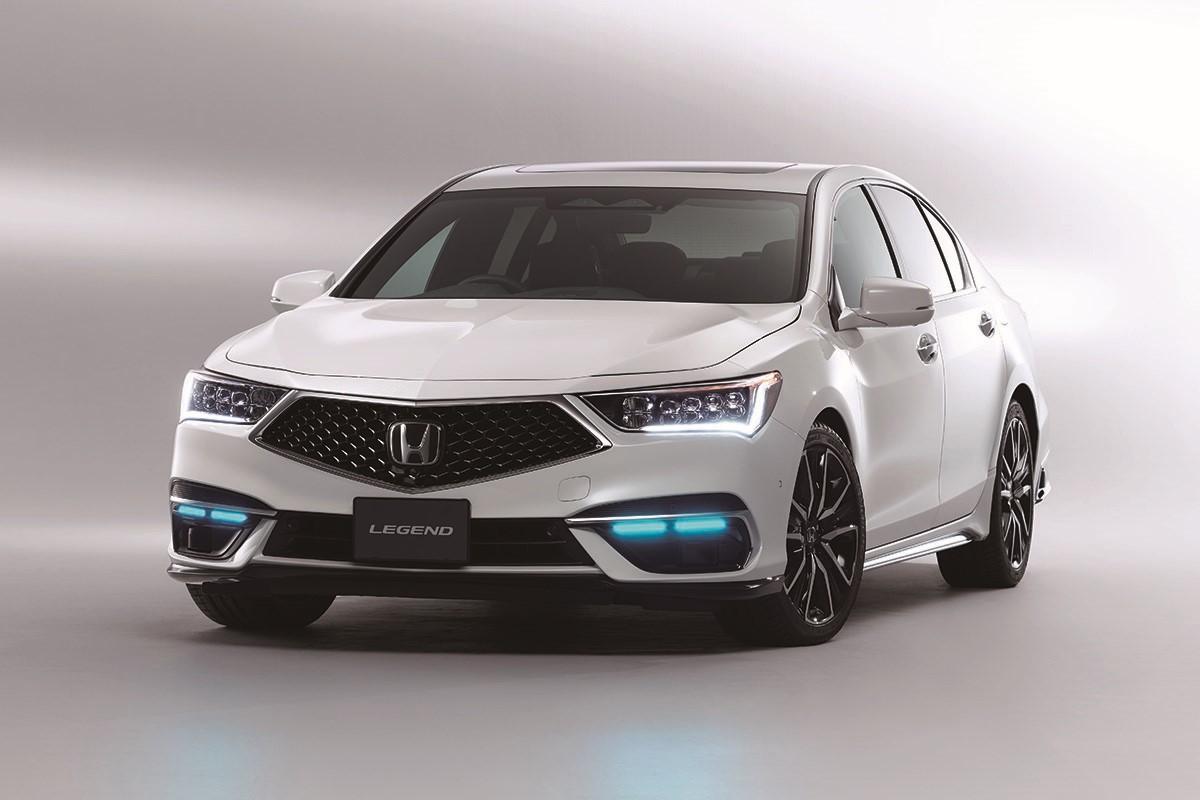 自動運転レベル3を世界初採用したホンダ レジェンドが発売に。その技術が従来車より圧倒的に高い理由とは?