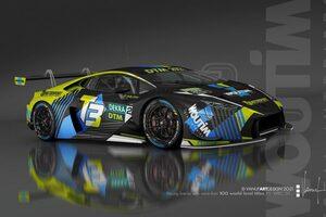 ドイツのT3モータースポーツがランボルギーニ・ウラカンGT3でのDTM参戦を発表
