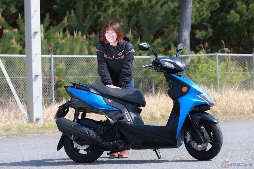 打倒ヤマハ「シグナスX」! キムコ「レーシングS」は軽二輪スクーターのイメージを一新するモデルだった!