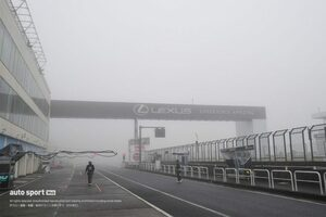 オートポリスでのSFL第9戦は濃霧のため中止に。TCRJサンデーシリーズ、SFフリー走行はキャンセル
