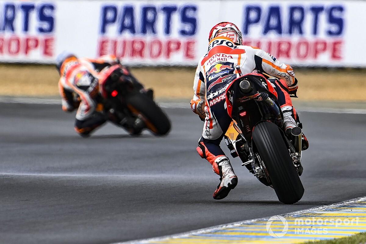 """""""悪夢""""のようなコンディション……MotoGPライダーたち、フランスGPの開催時期変更を求める"""