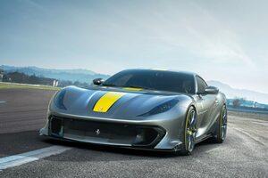 フェラーリ史上最高の830PS発揮『812スーパーファスト』ベースの新V12限定車が登場へ