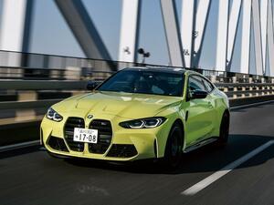 【試乗】BMW M4クーペ コンペティションのエンジンは、レッドゾーンの7200rpmまで頭打ち感一切なし
