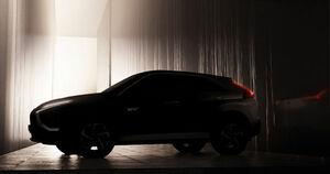 三菱自動車が2020年度内に発売予定の改良版エクリプス クロスの先行画像を公開
