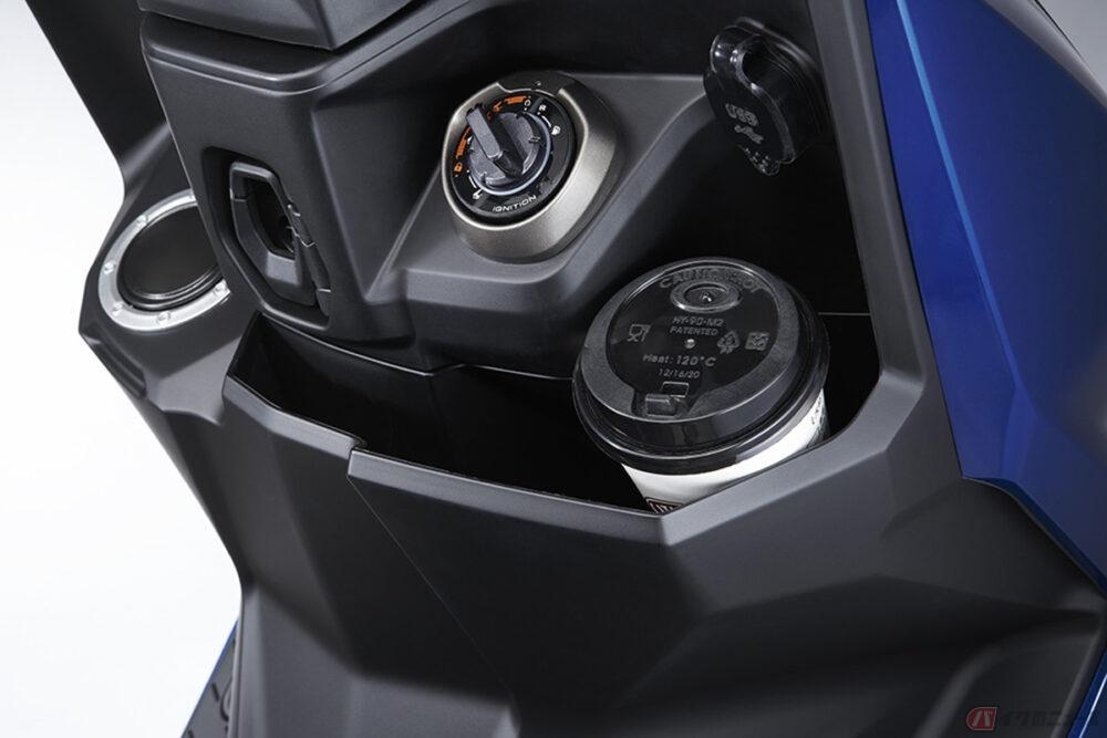 台湾キムコ「KRV」公開 スポーティな軽二輪スクーターが登場