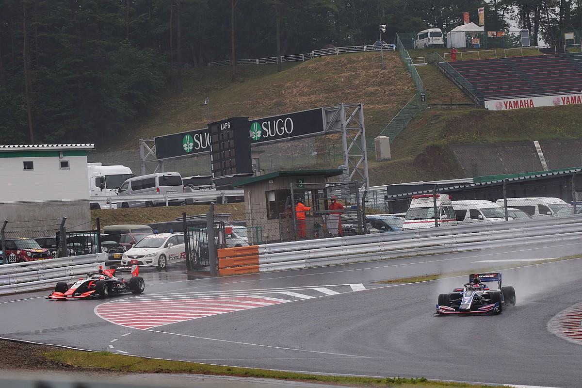 【スーパーフォーミュラ】レース展開を左右する要因に? 改修されたSUGOのピット出口はドライバーから懸念の声も
