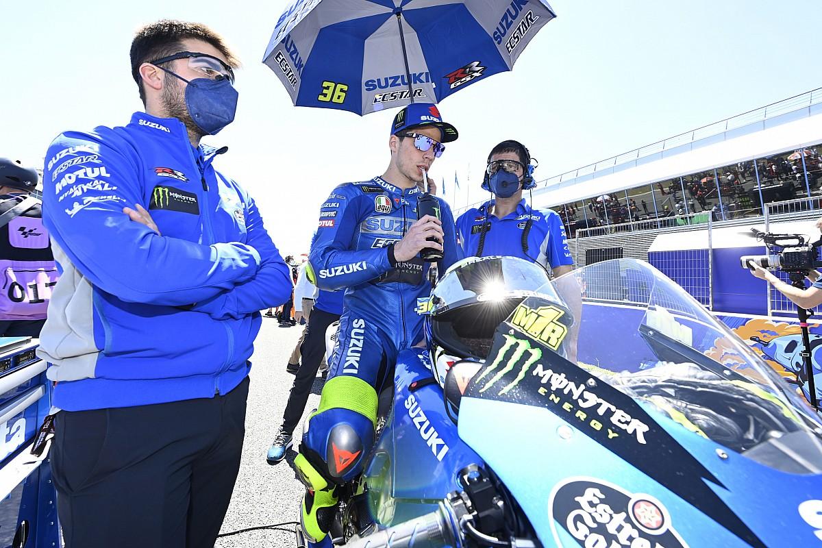 """【MotoGP】王座防衛目指すスズキのジョアン・ミル、""""勝利無し""""の滑り出しも予想通り?"""
