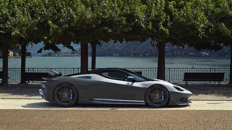 今年後半発売、ピニンファリーナの億超えEVハイパーカー「バッティスタ」に先行試乗した