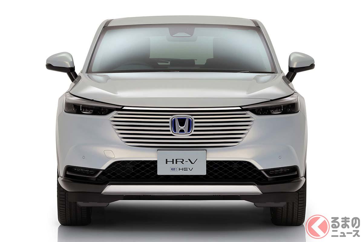 ホンダ新型「HR-V」2021年後半に登場へ! 新型ヴェゼルとどう違う? 欧州で発表
