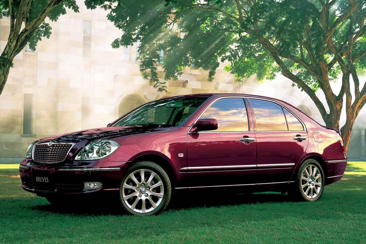 【やんちゃなトヨタ】プログレ/ブレビスは小さな高級車を標榜して欧州プレミアム勢に対抗(その12)