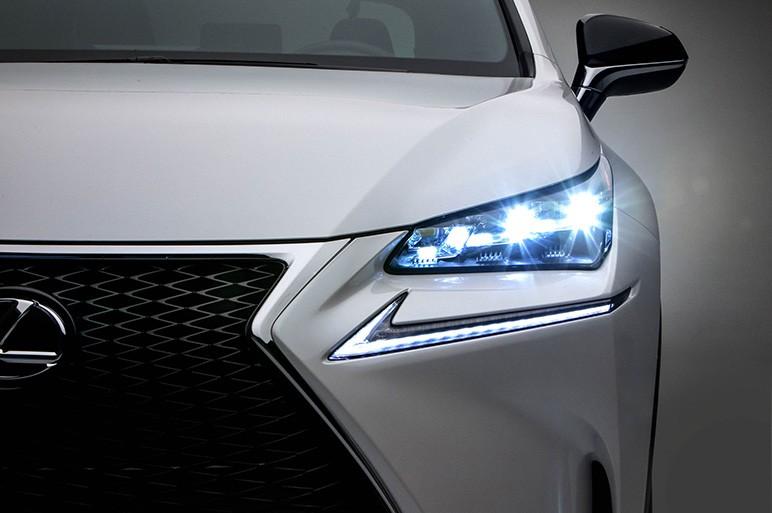 レクサスNX・市販車発表 大量オフィシャル写真UP