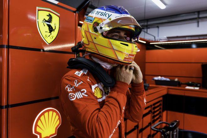 ルクレール「前回と違ってうれしい驚きはないが、いい結果を出せる可能性はある」フェラーリ/F1第7戦金曜