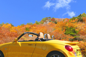 秋は屋根を開けて走りたい! オープンカーの魅力とは? デメリットはどんなとこ?