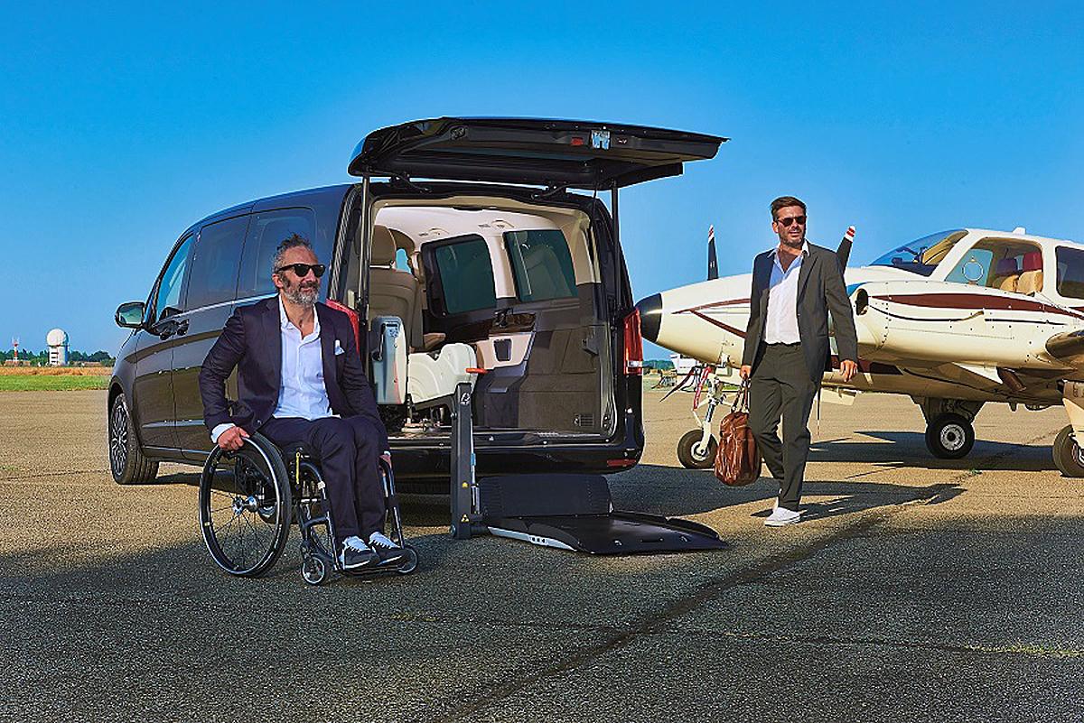 メルセデスもBMWもポルシェも乗って欲しい! ヤナセ「福祉車両」への取り組みが本気すぎた