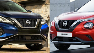 欧州ジューク&北米ムラーノ 日産よ この2車種だけでも日本導入してくれまいか