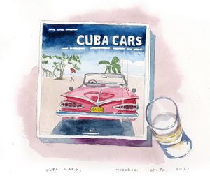 キューバは「クラシックカー天国」