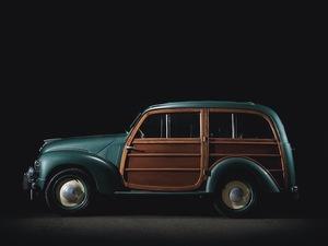 【名車への道】'52 フィアット500C