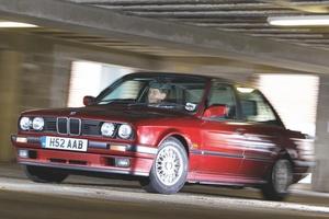 【バブル期の憧れを今】BMW 3シリーズ(E30) 英国版中古車ガイド 悩みはボディのサビ