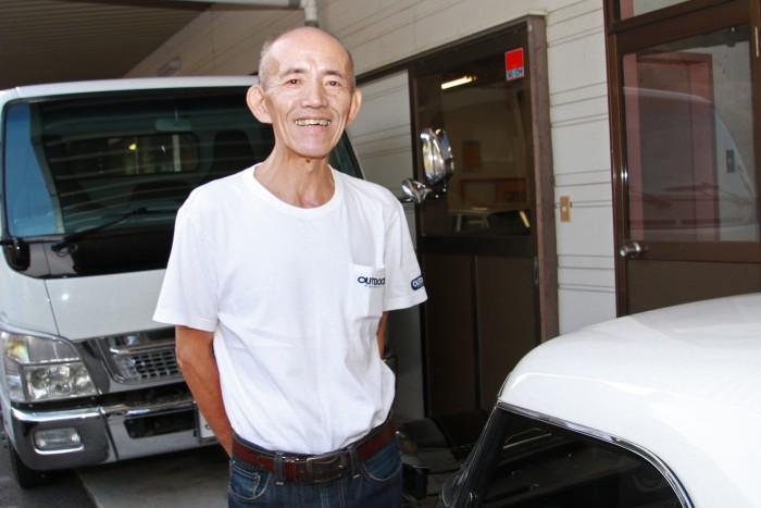 他店で断られたクルマも何とか直したい。「株式会社 フレイヤ」代表・北本正彦さん