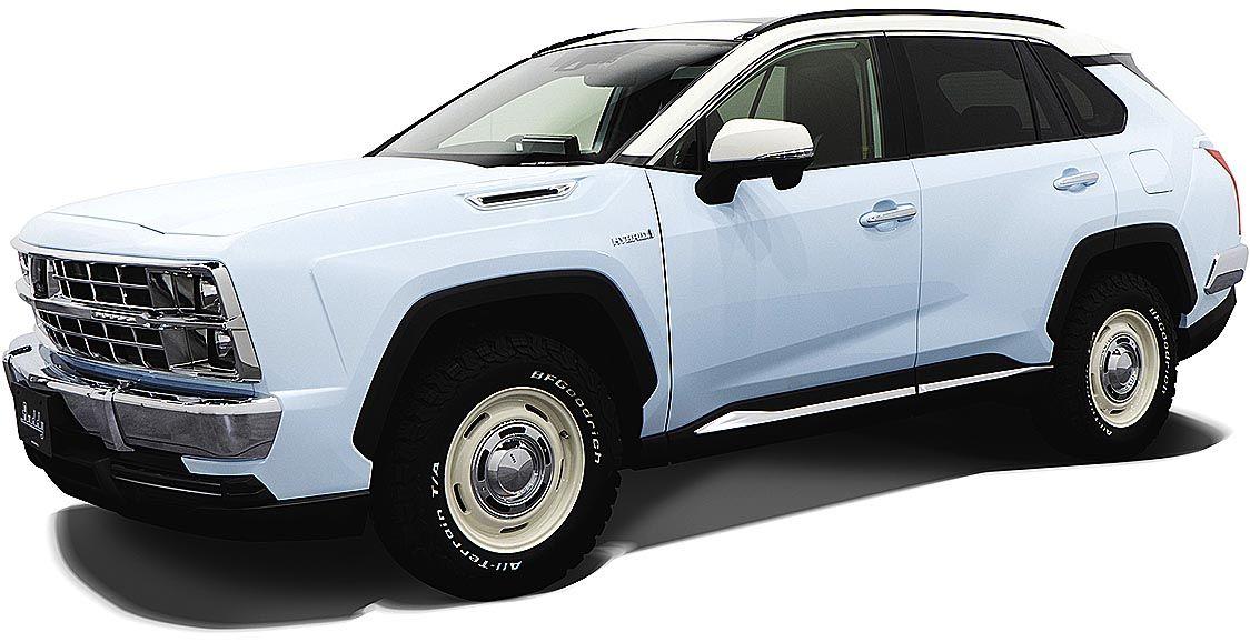 光岡、初のSUV「バディ」を6月発売 受注好調で納車は最長2023年春に