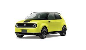 話題のコンパクトEV「Honda e」」が10月30日に発売決定! 気になる価格は451万円から