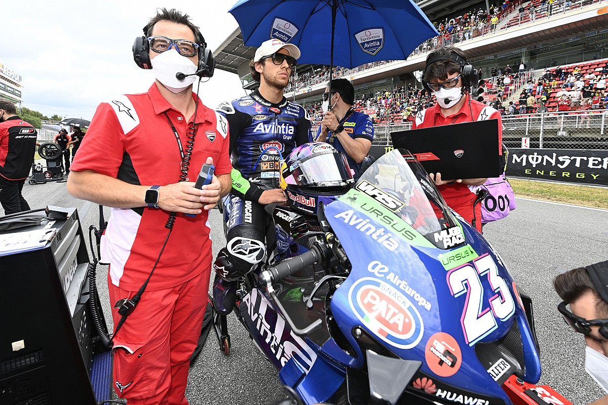 【MotoGP】グレシーニ・レーシング、ドゥカティとの契約をドイツGPで発表か。バスティアニーニとギャントニオ/VR46はマリーニ&ベッツェッキ起用?