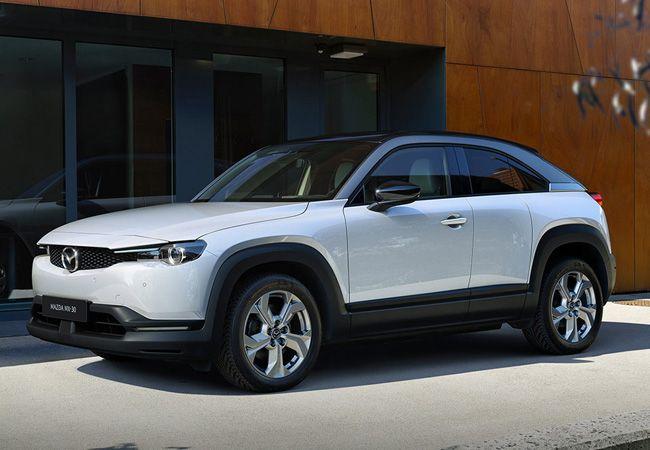 マツダ、電動化を加速。2022年より新型ハイブリッド5車種、PHV5車種、EV3車種を日本をはじめ世界各地に投入