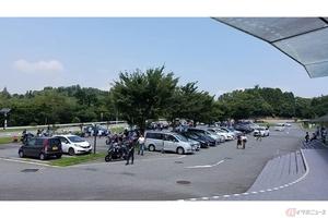 「行ったら閉まってた…」「自動販売機まで撤去されてる…」 伊豆スカイラインの休憩スポット『スカイポート亀石』が閉店していた!