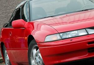 永遠の名車 スバルアルシオーネ SVX 底値の今こそ最後の購入チャンス!