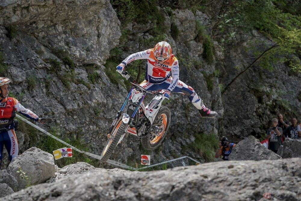 2021年トライアル世界選手権の開幕戦はトニー・ボウ選手が優勝!