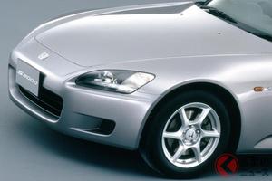 ホンダ「S2000」復活なるか!? 中古で買える魅惑のFRオープンカー5選