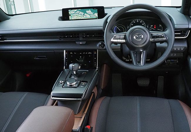 「世界で進行するクルマの電動化」マツダは2030年、全車に電動化技術を搭載