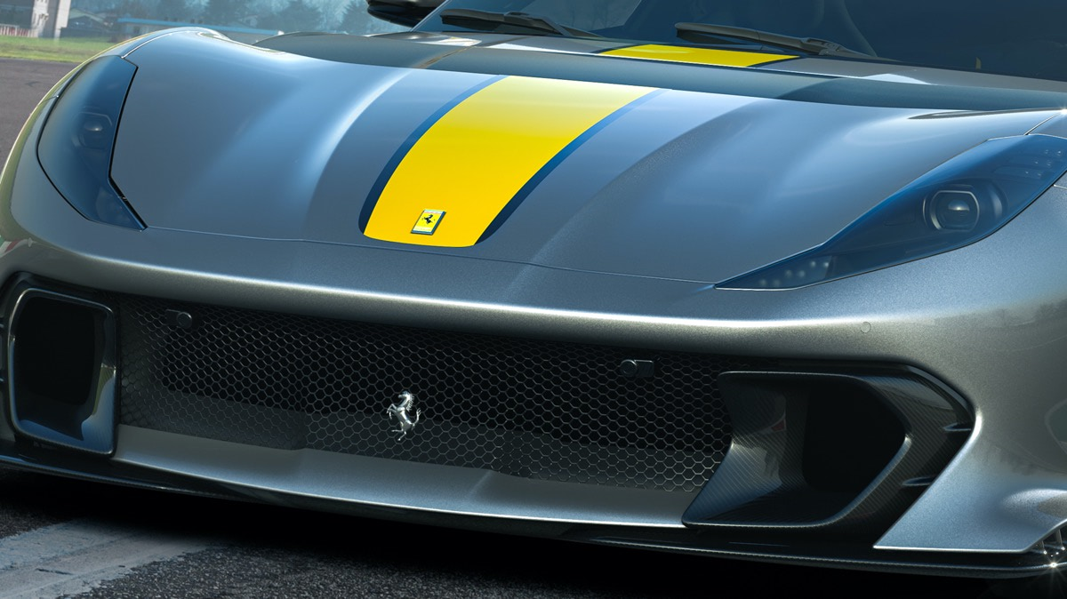 830馬力のV12エンジン搭載!フェラーリ812コンペティツィオーネ発表