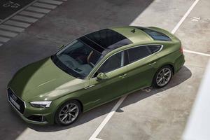【刷新】アウディA5/S5スポーツバックとA5/S5クーペ 2021年モデルの変更点 ディーゼル初搭載も
