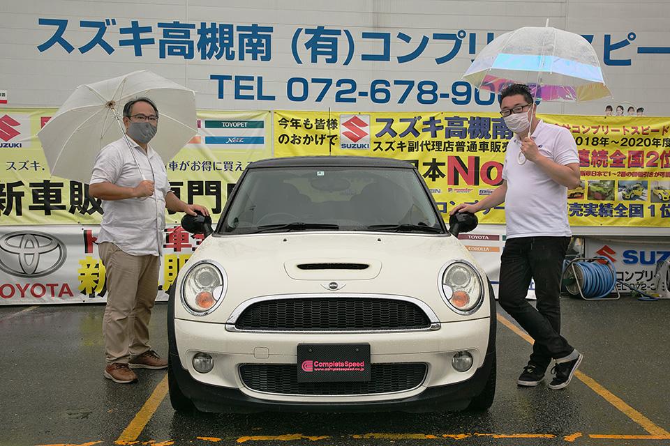 安くても楽しい輸入中古車No.1!! ガチで50万円の中古MINIを買う