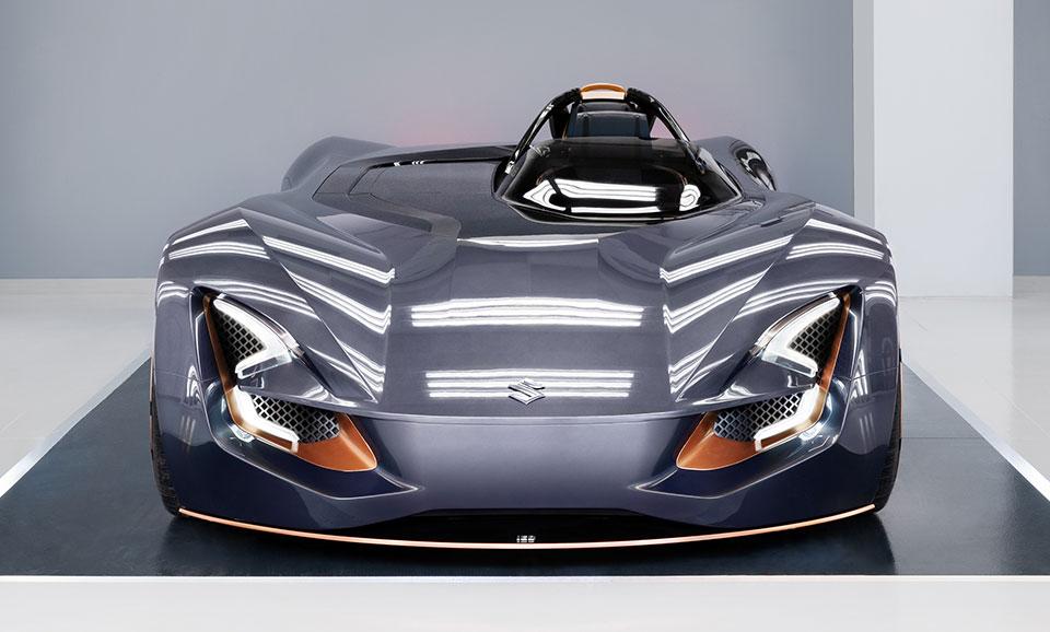 スズキが超絶スポーツカー開発!? 欧州最大デザイン学校とコラボ その名も「ミサノ」