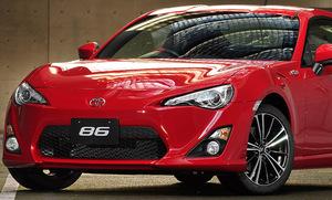 夏~秋発売でも早くも動きがっ!? 新型86/BRZ公開は初代モデル中古車の価格に影響を与えたか?