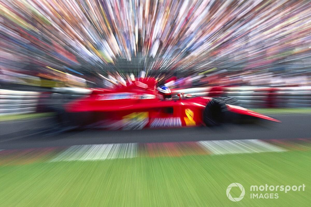 """【ジャン・アレジ特別インタビュー/前編】""""狂った""""跳ね馬に振り回されたキャリア。それでも「フェラーリに行ったことに後悔はない」"""